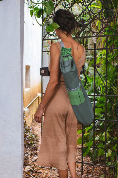 porta mat verde | ekomat
