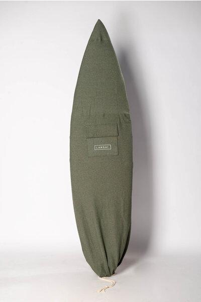 capa de prancha equilibra verde até 6'5
