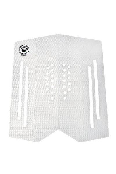 deck frontal branco 4 peças | farms