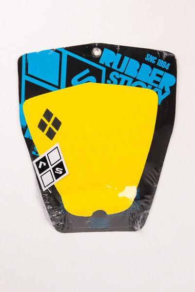 deck termofrezado squash diamond amarelo | rubber sticky