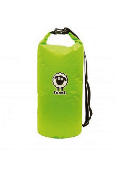 bolsa impermeável 20L verde | farms