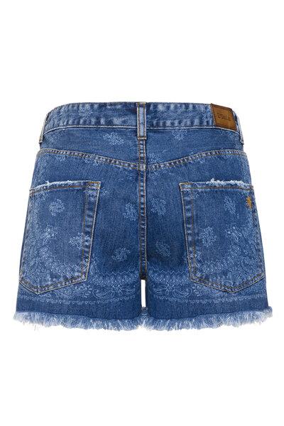 Short Friends Bandana Jeans