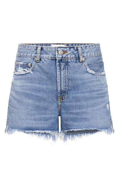 Short Friends Jeans Medio