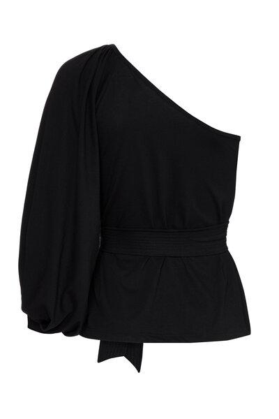 Blusa Ombro Black