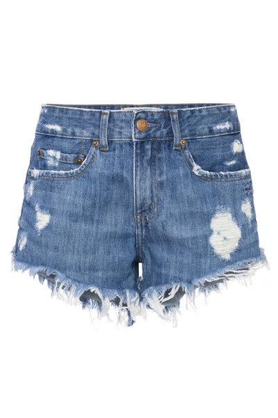 Short Resort Jeans Medio