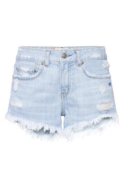 Short Resort Jeans Claro