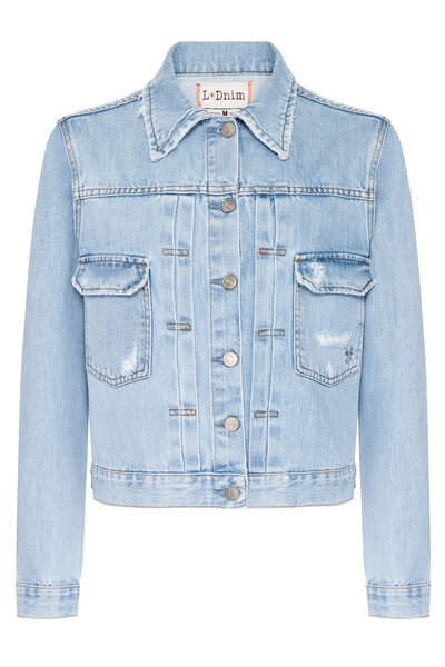 Jaqueta Type 1 Jeans Vintage