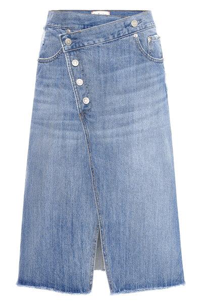 Saia Cross Over Jeans Vintage