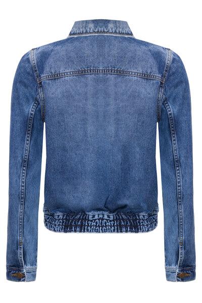 Jaqueta Bomber Blue Jeans