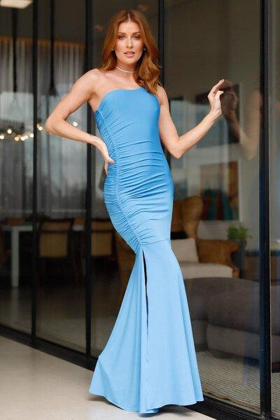 Vestido longo milena