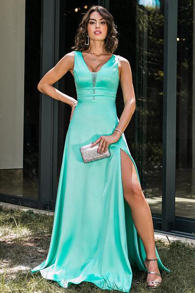 Vestido longo alanis