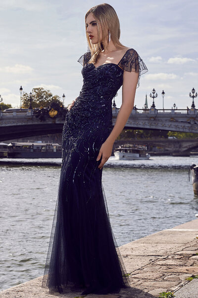 Vestido longo kaisa