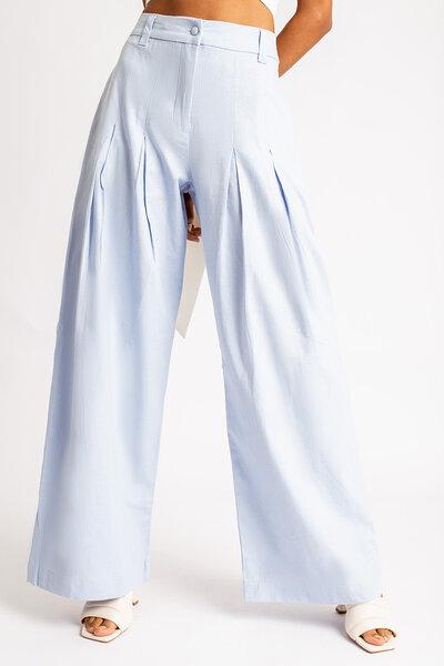 Calça pantalona aurora