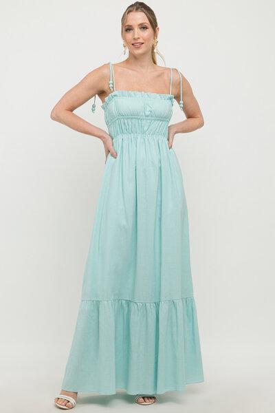 Vestido longo camille