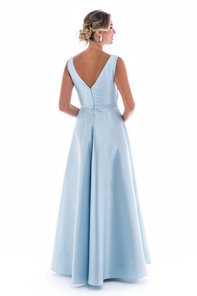 Vestido longo Ricamo