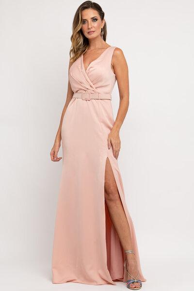Vestido longo napoli