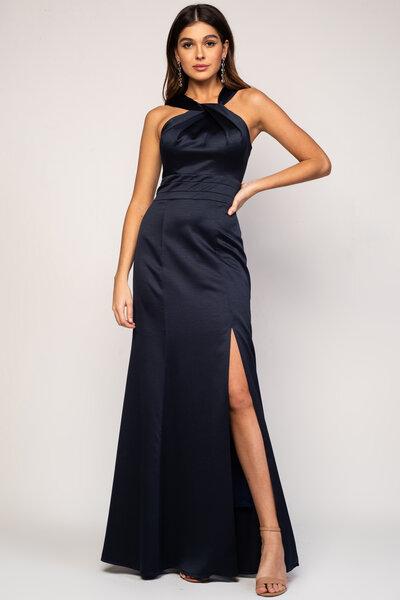 Vestido longo dani