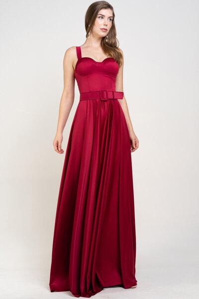 Vestido longo eleanore