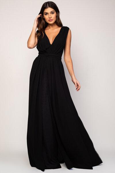 Vestido longo nix