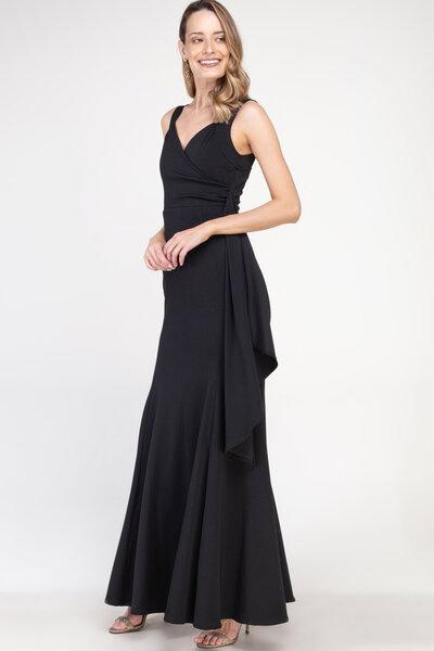 Vestido longo donatella