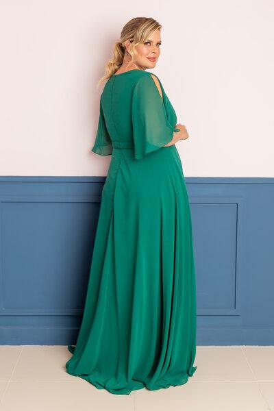 Vestido longo bonnie