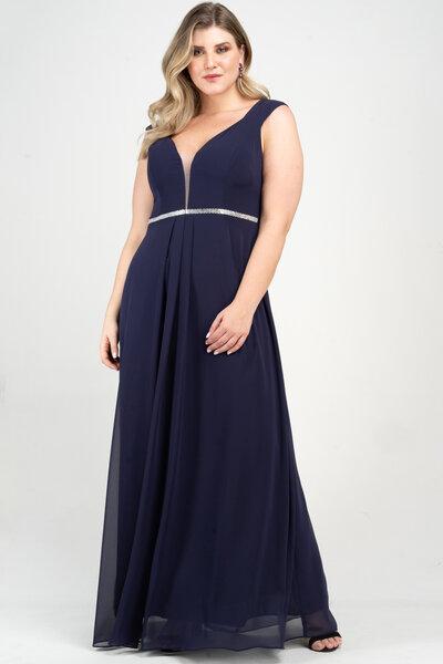 Vestido longo livia