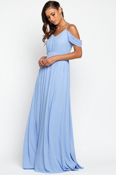 Vestido longo elegance