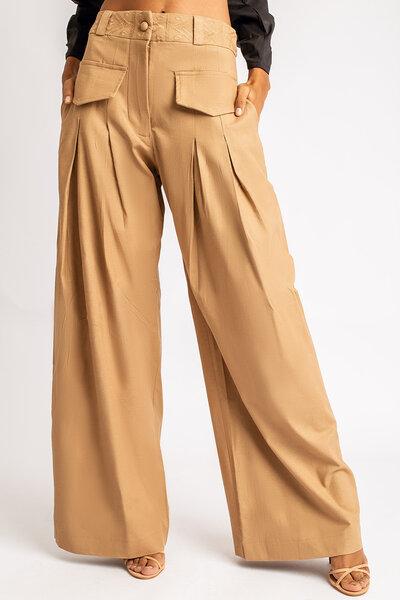 Calça pantalona liz
