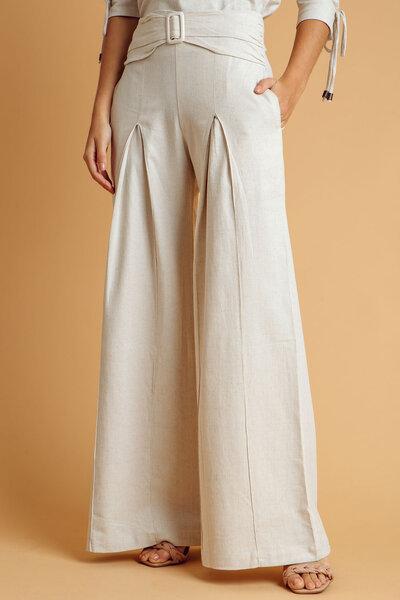Calça pantalona jolie