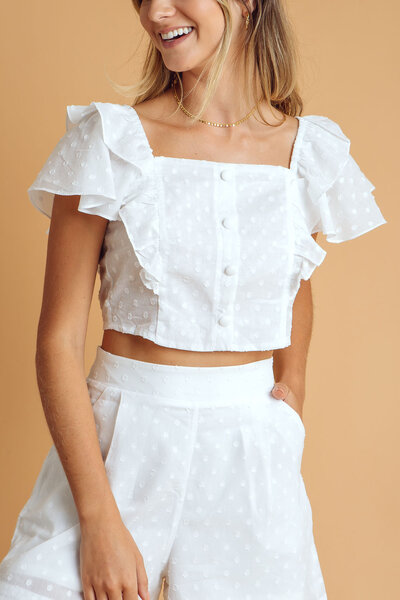 Blusa cropped lille