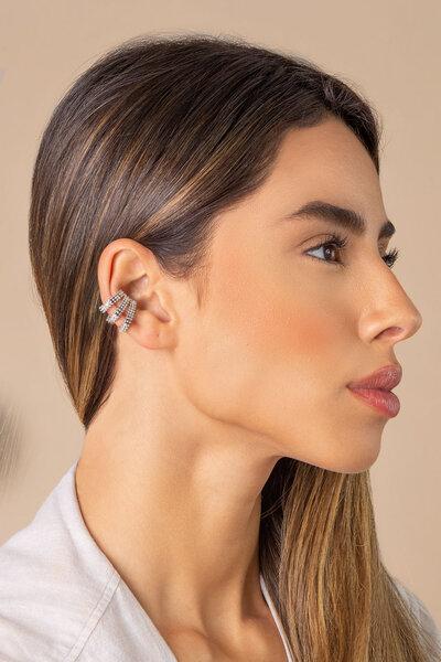 Piercing fake liso 3 voltas (unitario)