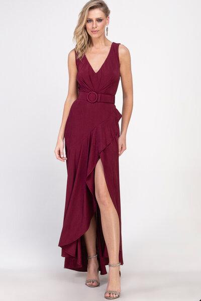 Vestido longo jussara