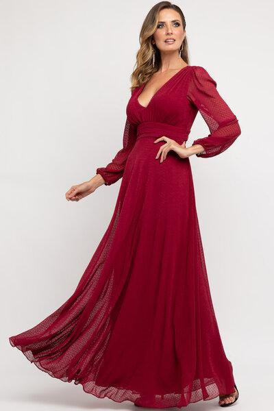 Vestido longo kayon