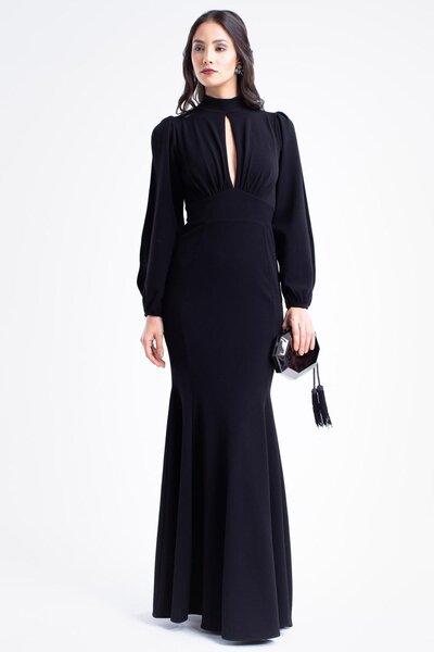Vestido longo andromeda