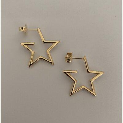Argola Estrela M