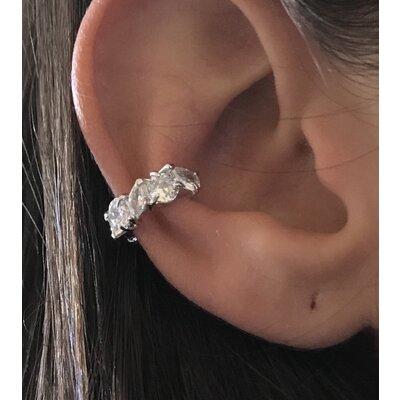 Piercing Maxi cristal ródio