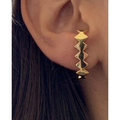 Ear Hook Bruna ouro