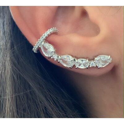 Ear Cuff maxi cristal