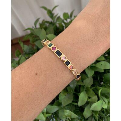 Bracelete Color ouro