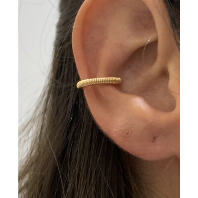 Piercing Luísa ouro