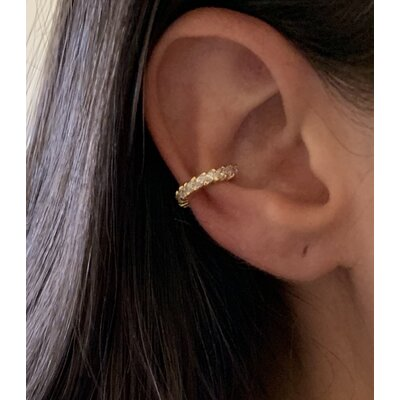 Piercing Navete ouro