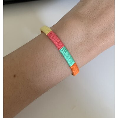 Bracelete Colorido Bijoux