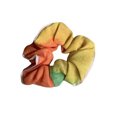 Scrunchie Color Aquarela