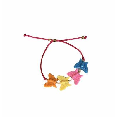 Pulseira Borboleta Petit Color