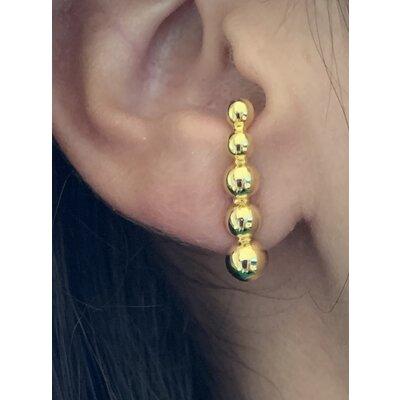 Ear Hook Ana ouro