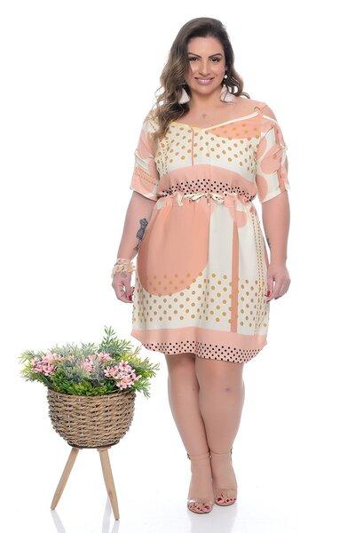 Vestido Lenner Plus Size