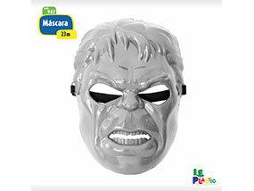 Máscara Prata <br> (23cm) <br> Cód: 947