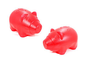 Cofre Big Porco <br> (27cm) <br> Cód: 060