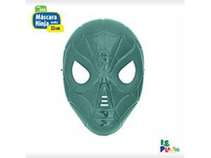 Mascara Ninja Verde <br> (22cm) <br> Cód: 664