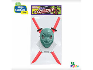 Ninja Combate <br> (58cm) <br> Cód: 879